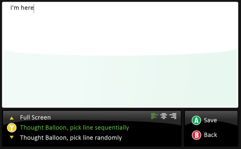 Text - Thought Balloon